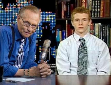 Larry King Children