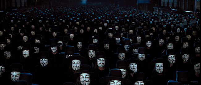 v for vendetta final scene WHAT THIS COUNTRY NEEDS IS HOPE