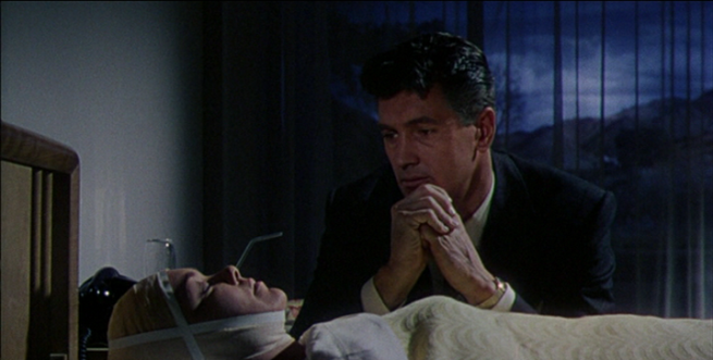 Magnificent Obsession made into a 1954 movie starring Jane Wyman and Rock Hudson