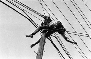 electrocuted lineman in mexico