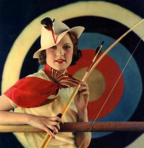 girl & target