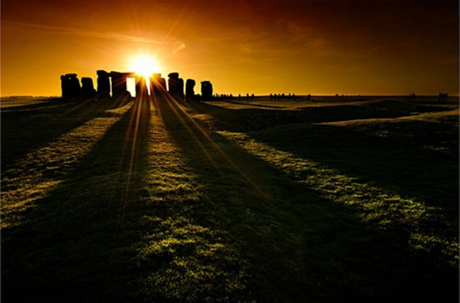 Stonehedge Solstice