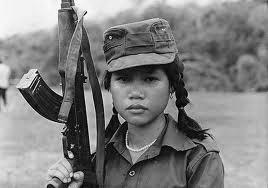 child soldier 1 b+w