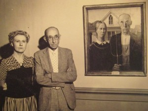 American Gothic Models