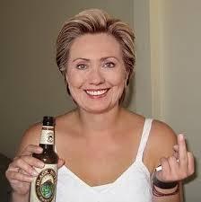 Hillary finger
