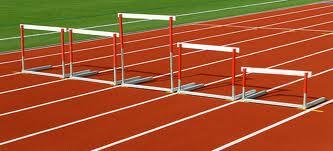 uneven hurdles