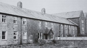 The bodies of 796 babies and children were found next to the former children's home at Tuam, County Galway