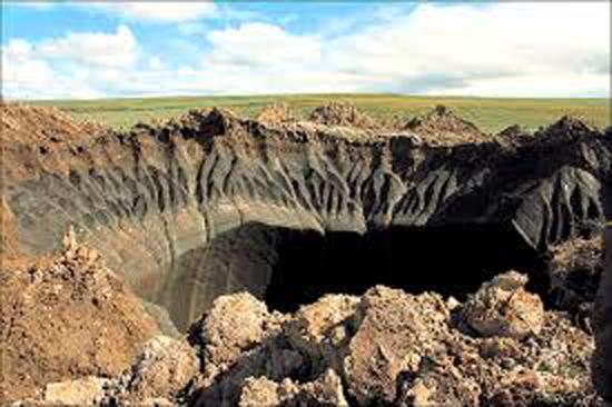 mysterious siberian hole 1