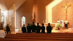 Saint Joseph of Armathea Pallbearer Ministry, at Saint Ignatius High School 2