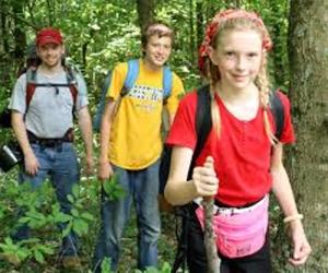 hiking kids 3
