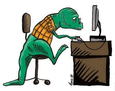 dinosaur-computer