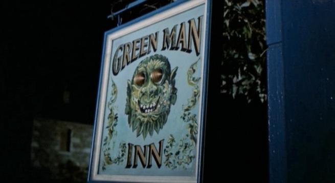 Green Man Inn