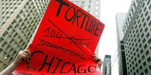 Protestors Demand Justice For Victims Of Chicago Police Torture