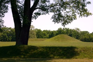 Hopewell culture mounds Chillicothe OH