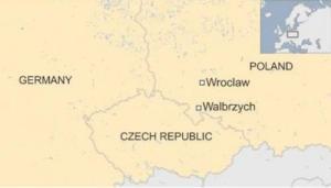 Map - Nazi Gold