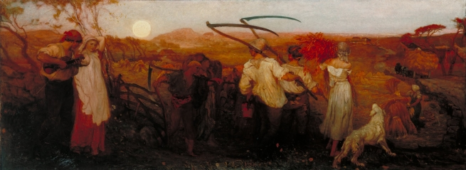 George_Mason_-_The_Harvest_Moon_-_Google_Art_Project