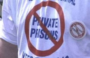 No Private Prisons