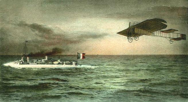 1909 Bleriot Flight
