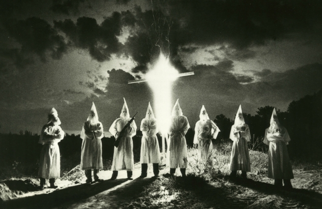 Klan Cross-Burning