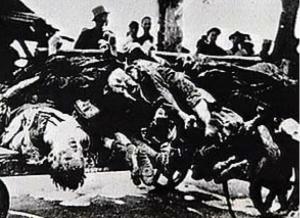 chinese atrocity