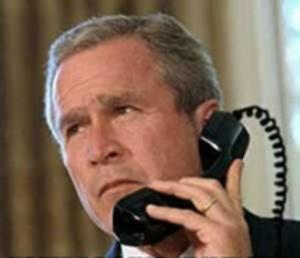 George Bush Duh