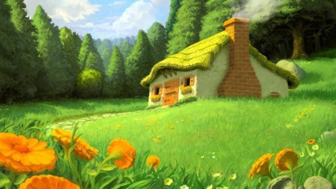 Home-Nature-Art-Wallpaper